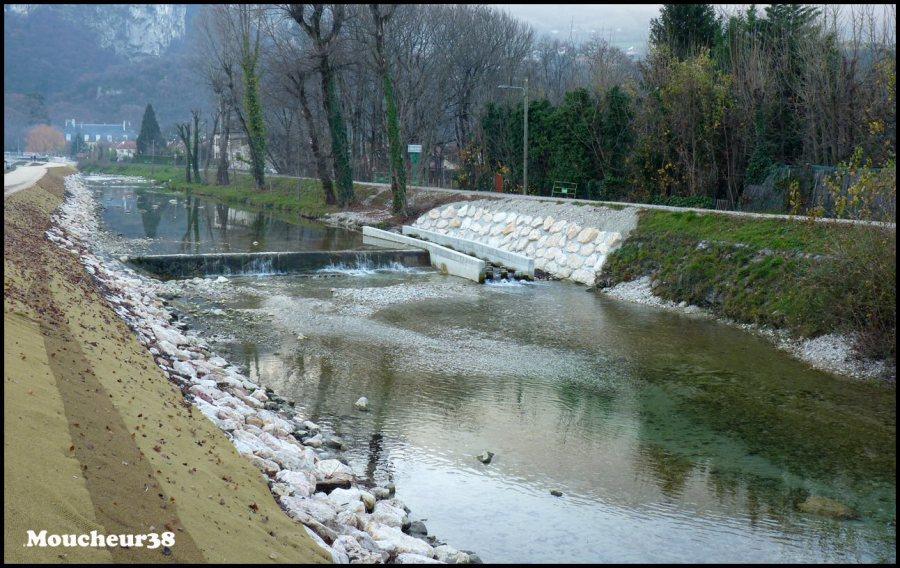 peche truite riviere isere