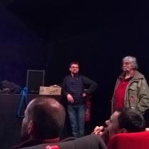 Pierre Monatte et Yves Richard