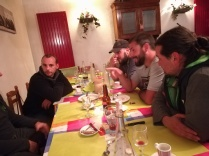 la table de Fabien