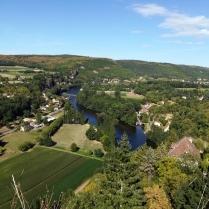 vue panoramique sur le LOT