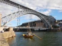 Pont Dom Luis sur le Douro