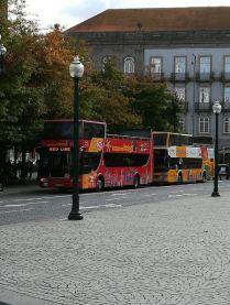 Les bus tour