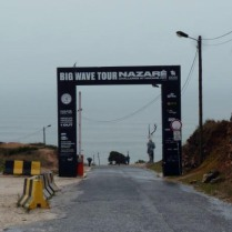 nazaré Big tour