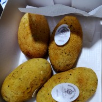 Beignets de morue et de patate - Pastel