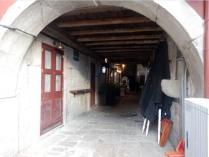 Les rues voutées à Porto