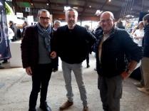 Gégé, Marc et Claude