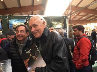 Marc Petitjean et Gilles