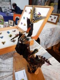 mouches à saumon papillon