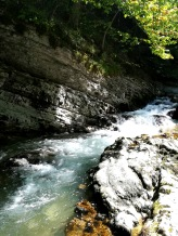 Le Guiers mort rivière sauvage