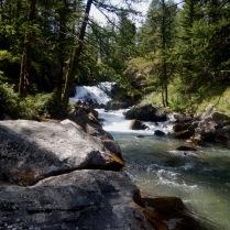 cascade de Foncouverte