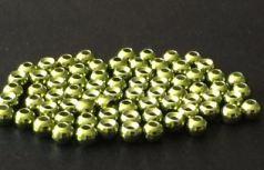 bille métallique verte tungsténe