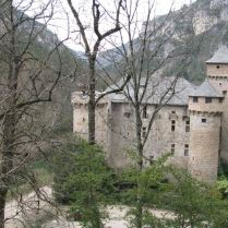 le chateau de la caze